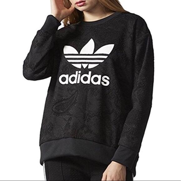 Women's adidas Original Trefoil Sweatshirt
